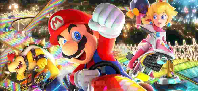 Mario Kart 8 - Divulgação/Nintendo
