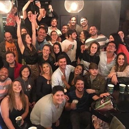 Participantes do MasterChef se reúnem - Reprodução / Instagram