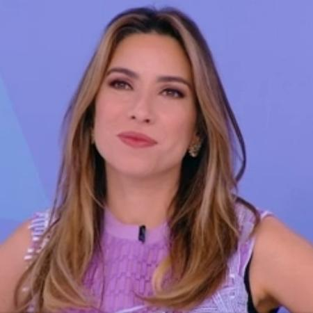 Patricia Abravanel dá alfinetada em Silvio Santos - Reprodução/SBT