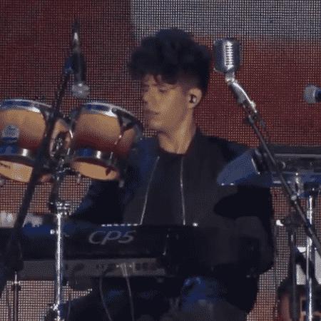 Rudy Mancuso em show no Villa Mix Festival SP - Reprodução/Villa Mix