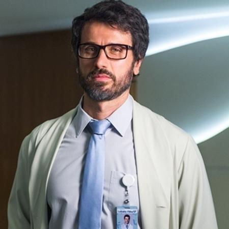Samuel (Eriberto Leão) vai fazer apelo para Clara (Bianca Bin) - Raquel Cunha/Globo