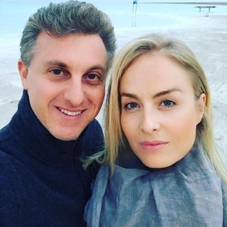 Luciano Huck e Angélica em Israel - Reprodução/Instagram