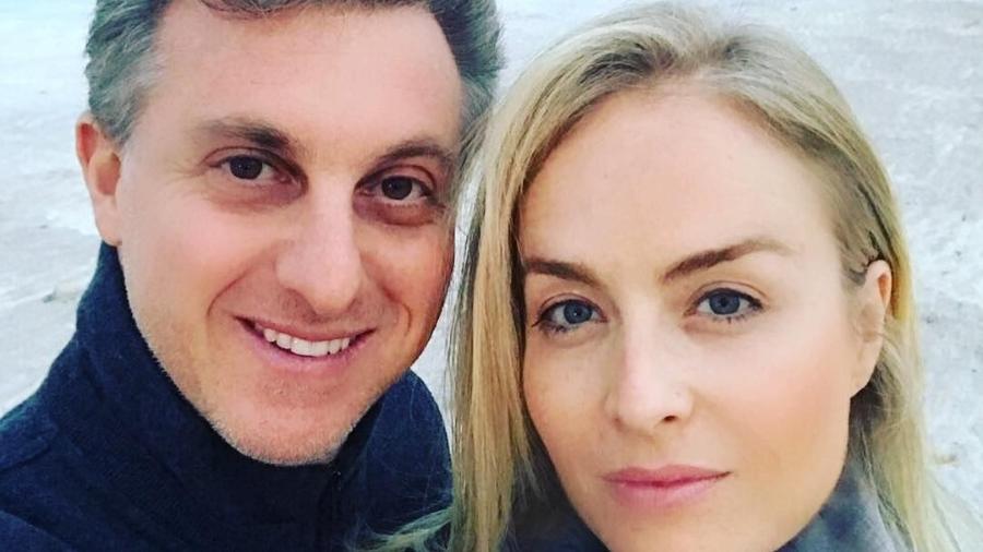 Angélica e o marido, Luciano Huck, durante viagem a Israel - Reprodução/Instagram