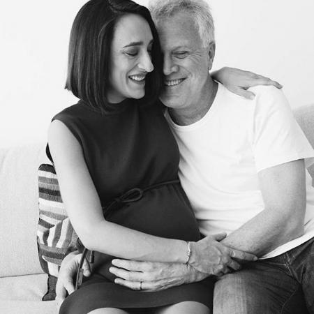 Maria Prata e Pedro Bial - Reprodução/Instagram/pedrobial