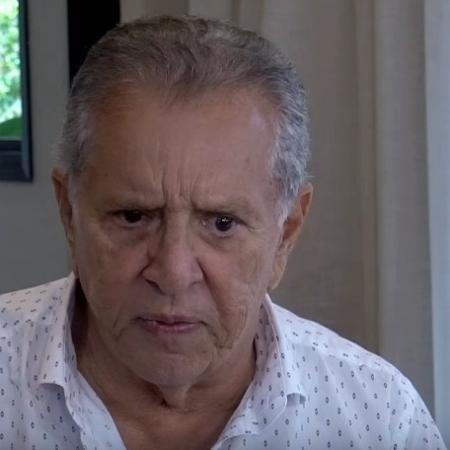 Carlos Alberto de Nóbrega concedeu uma entrevista ao canal de Leda Nagle no Youtube - Reprodução/Youtube