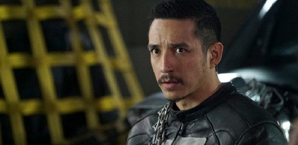 """O ator Gabriel Luna em """"Agentes da S.H.I.E.L.D."""""""