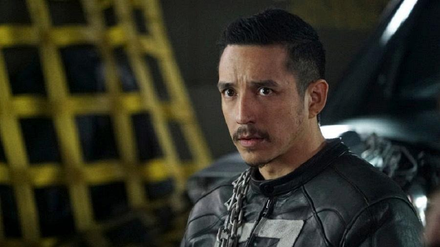 """O ator Gabriel Luna em """"Agentes da S.H.I.E.L.D."""" - Getty Images"""