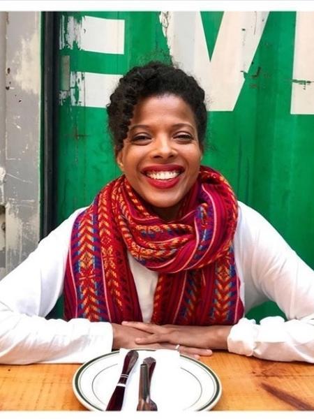 Klancy Miller autora de culinária e inscrita no banco de dados gastronômico  - Reprodução/Instagram