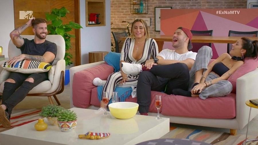 """Retorno de """"De Férias com o Ex"""" - Divulgação/MTV"""