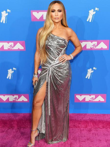 Jennifer Lopez no VMA 2018 - Getty Images