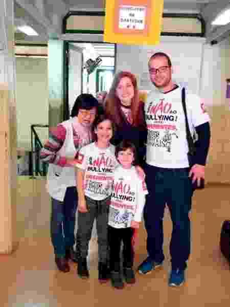 Familia Odizio - Arquivo Pessoal - Arquivo Pessoal