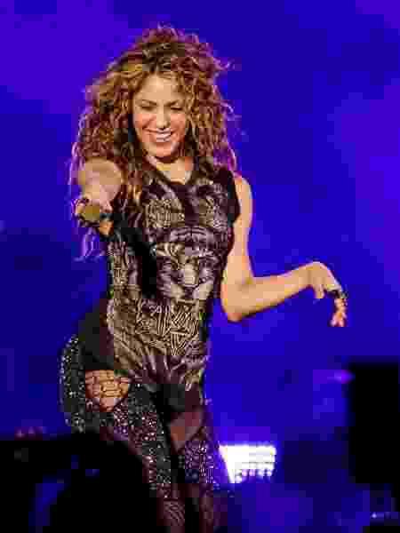 Shakira faz show no estádio Allianz Parque, em São Paulo - Mariana Pekin/UOL - Mariana Pekin/UOL
