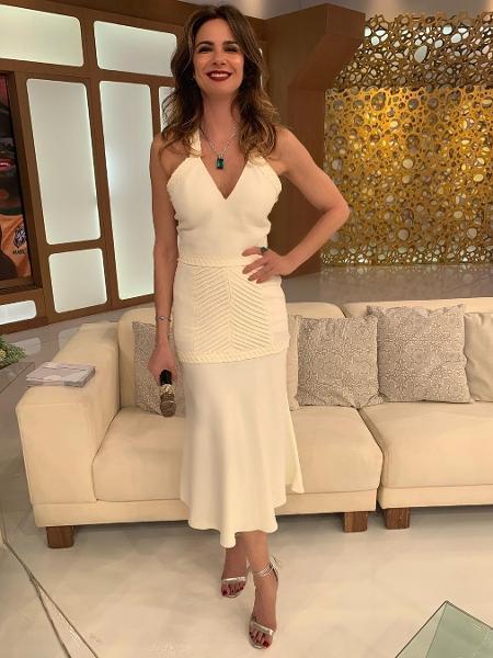 Luciana Gimenez, sempre um destaque na programação da Rede TV! - Reprodução/Instagram