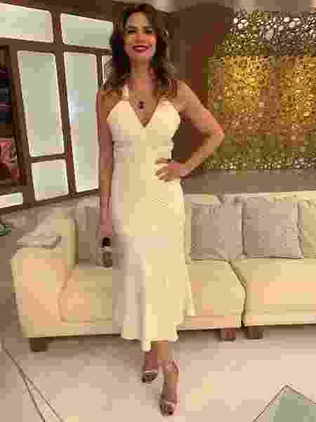 Luciana Gimenez deixa de apresentar os seus programas ao vivo na Rede TV!  - Reprodução/Instagram