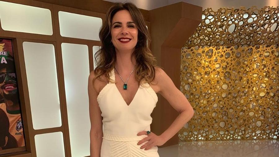 Na programação da Rede TV!, Luciana Gimenez é uma das principais atrações  - Reprodução/Instagram