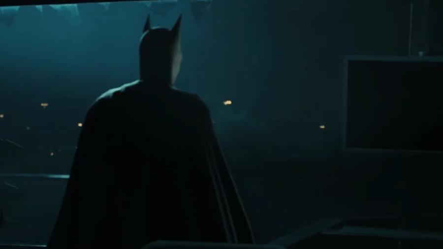 """Batman no episódio final de """"Titãs"""" - Reprodução/YouTube"""