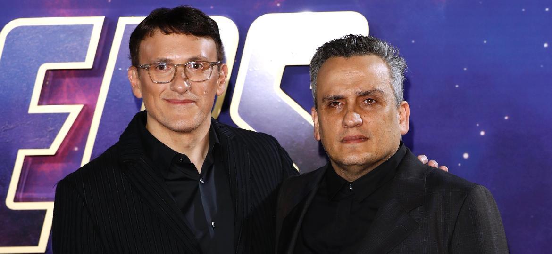 """Os diretores Anthony e Joe Russo em pré-estreia de """"Vingadores: Ultimato"""" em Londres - John Phillips/Getty Images"""