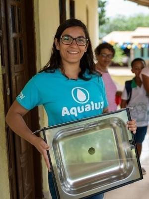 Atualmente, o Aqualuz está em 107 casas do sertão nordestino - ONU Meio Ambiente