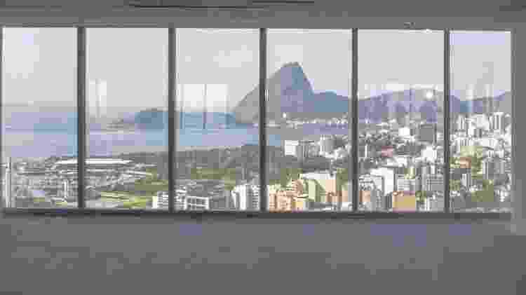 Sede da CNN no Rio terá vista para o Pão de Açúcar - Divulgação