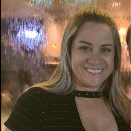 Elenir de Siqueira Fontão foi morta a facadas pelo ex-namorado - Reprodução/Facebook