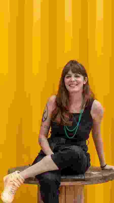 Taina Maneschy - Éder Monteiro/Divulgação - Éder Monteiro/Divulgação