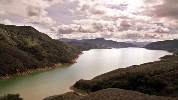 Lago onde Naya Rivera desapareceu