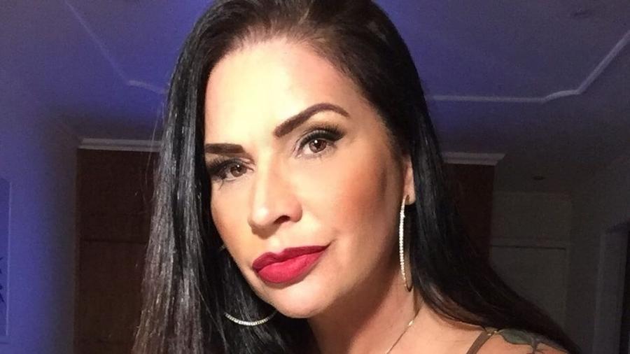 """Solange Gomes, ex-assistente de Gugu Liberato no """"Domingo Legal"""" - Reprodução/Instagram"""