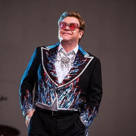 Elton John organização festa pós-Oscar há quase trinta anos - Reprodução/Instagram