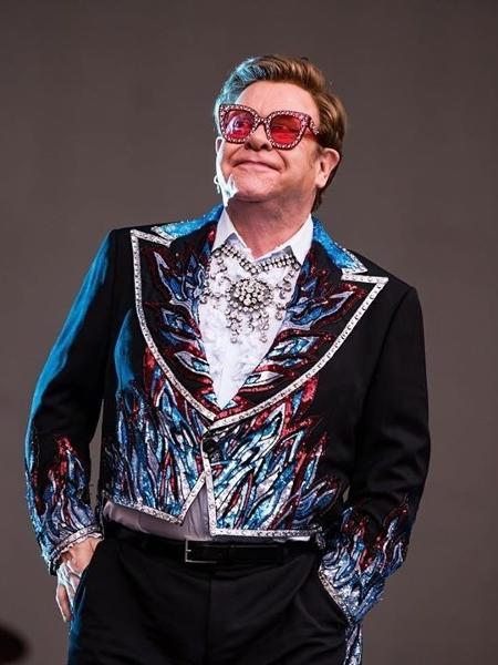 Elton John usou as redes sociais para elogiar The Weeknd - Reprodução/Instagram