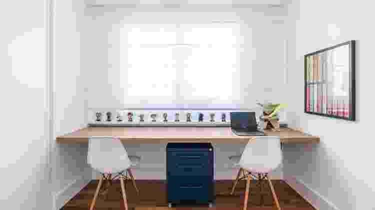 Mesa home office - Guilherme Pucci - Guilherme Pucci