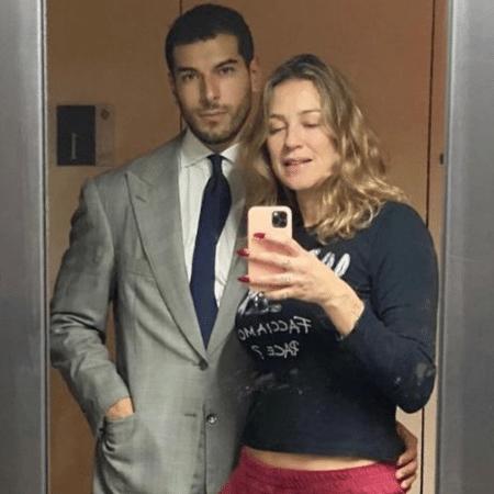 Luana Piovani compartilhou primeiros cliques ao lado de Lucas Bitencourt - Reprodução/Instagram