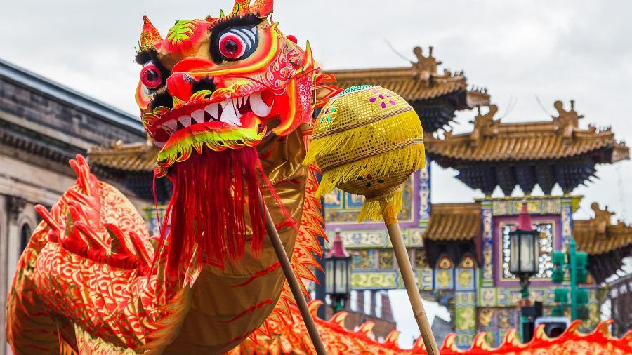 Ano Novo chinês de 2021 começou a ser comemorado na última sexta-feira (12) - wellsie82/Getty Images