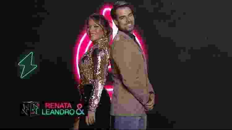 Renata Domingues - Divulgação/Record TV - Divulgação/Record TV