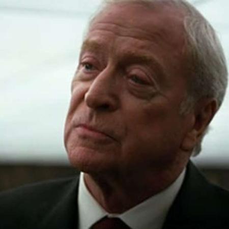 """Michael Caine interpretou Alfred Pennyworth, de """"Batman"""", nos cinemas - Divulgação"""