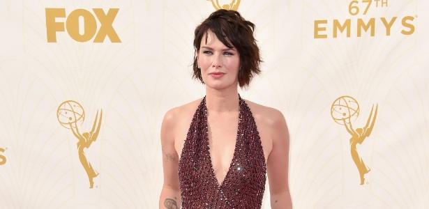 """Lena Headey teve de recorrer à produtora de """"Game of Thrones"""" por causa de briga pela guarda do filho - Getty Images"""