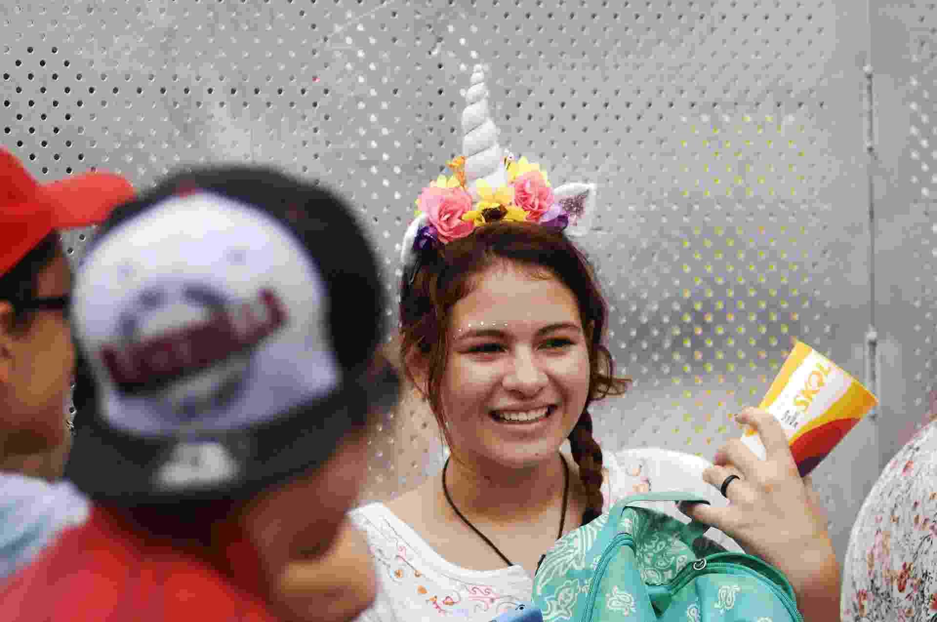 13.mar.2016 - Público curte o segundo dia do Lollapalooza Brasil 2016 - Reinaldo Canato/UOL