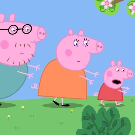 """Personagens como a porquinha """"Peppa Pig"""", um dos contos mais vendidos na China, podem ser afetados por esta medida do governo - Divulgação"""