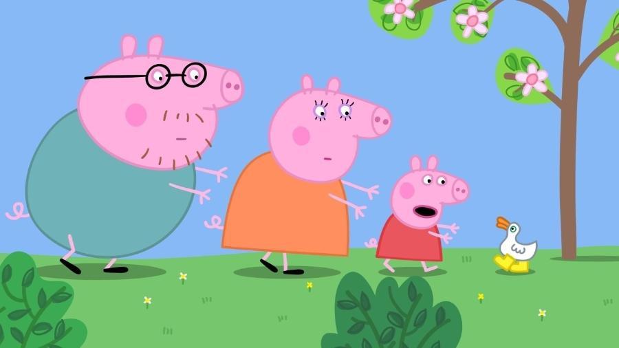 """O desenho """"Peppa Pig"""" é uma das estrelas do canal líder da TV paga, o Discovery Kids - Divulgação"""