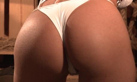 Uma caipira sensual
