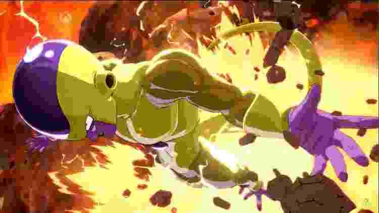 Dragon Ball Fighterz - Reprodução - Reprodução