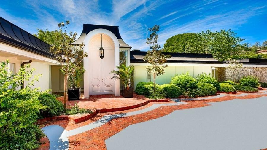 A casa de Elvis Presley em Beverly Hills - Reprodução/HomeAway