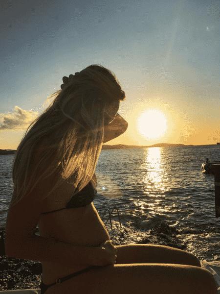 Mariana Weickert exibe barriga da primeira gestação - Reprodução/Instagram/mariweickert