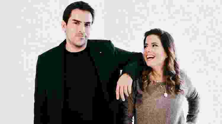 Rodrigo Branco e Camila Colombo  - Divulgação - Divulgação