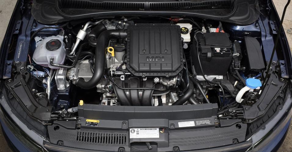 Volkswagen Polo 1.0 MPI