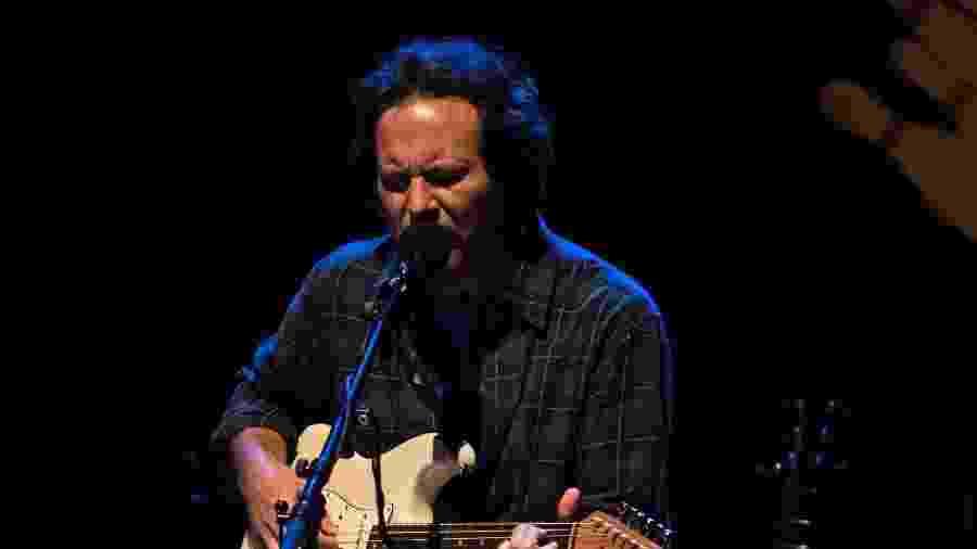 O Pearl Jam terá sua apresentação no Lollapalooza Brasil de 2018 transmitida no YouTube - Simon Plestenjak/UOL