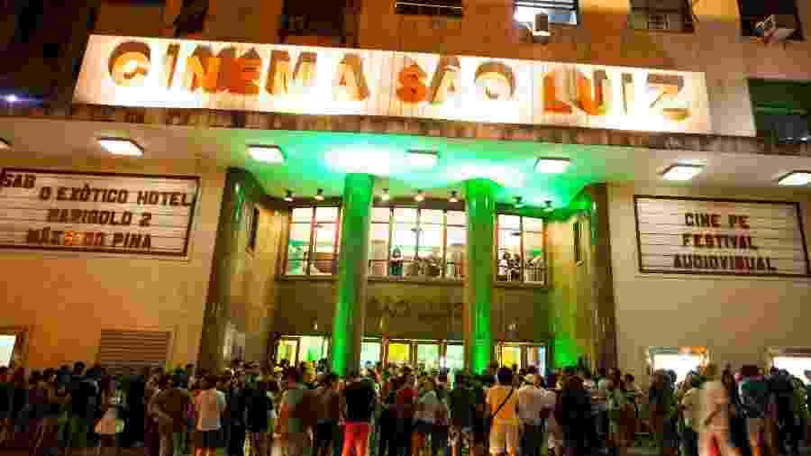 O Cinema São Luiz recebe o CINE PE - Daniela Nader/Divulgação