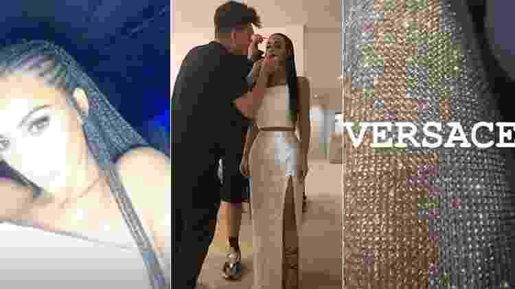 Kim Kardashian no MTV - Reprodução/Instagram - Reprodução/Instagram