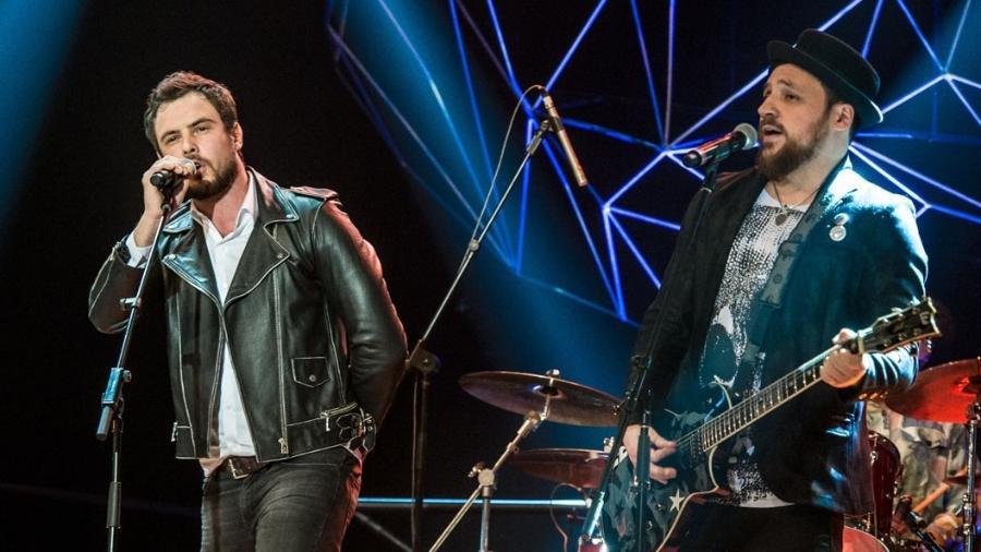 Guizé se apresenta com sua banda Tio Che em outubro - Divulgação/ TV Globo