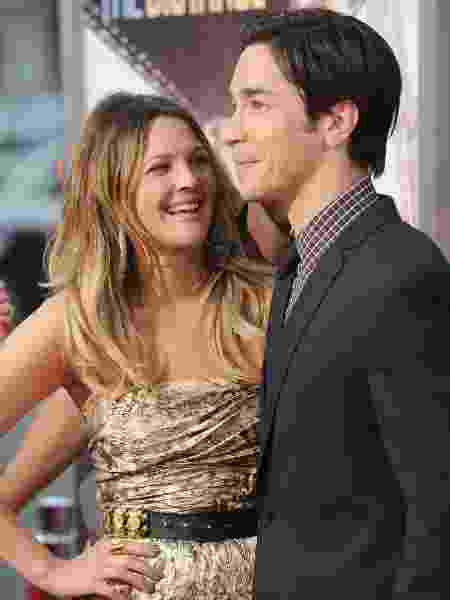 Drew Barrymore e Justin Lung se separaram em 2010 - Getty Images