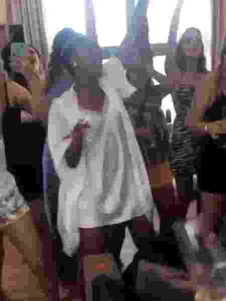 """Iza dançou """"Pesadão"""" com as amigas - Reprodução/Instagram"""